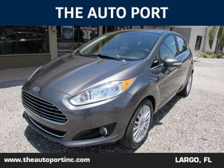 2015 Ford Fiesta Titanium in Largo, Florida 33773