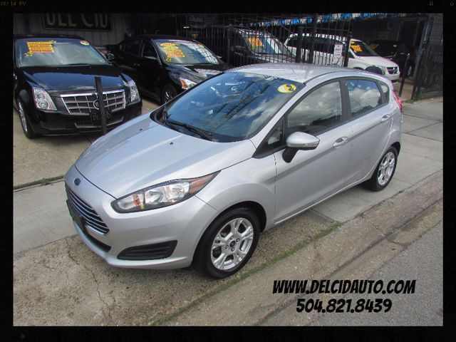 2015 Ford Fiesta SE, Low Miles! Gas Saver! Factory Warranty!