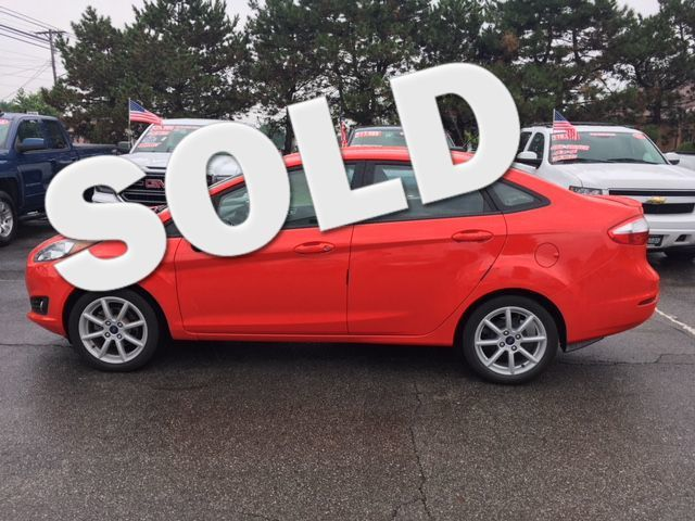 2015 Ford Fiesta SE Ontario, OH