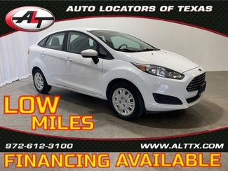 2015 Ford Fiesta S in Plano, TX 75093
