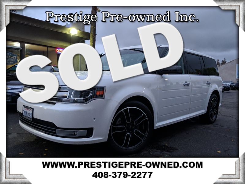 2015 Ford FLEX LIMITED w/ ECOBOOST  in Campbell CA