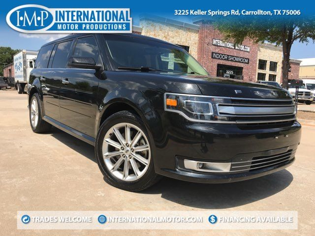 2015 Ford Flex Limited ONE OWNER