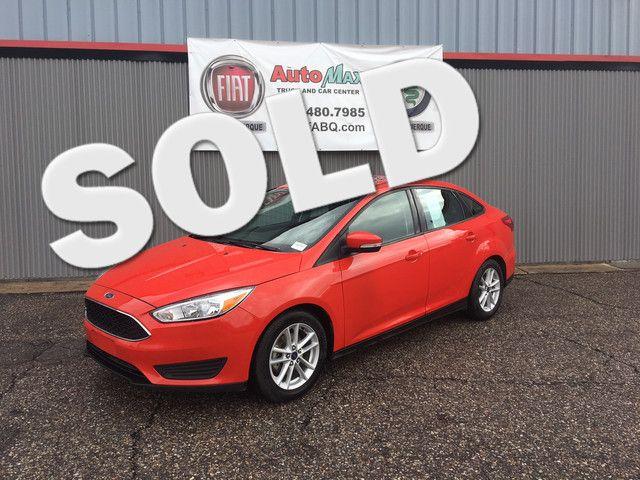 2015 Ford Focus SE in Albuquerque New Mexico, 87109