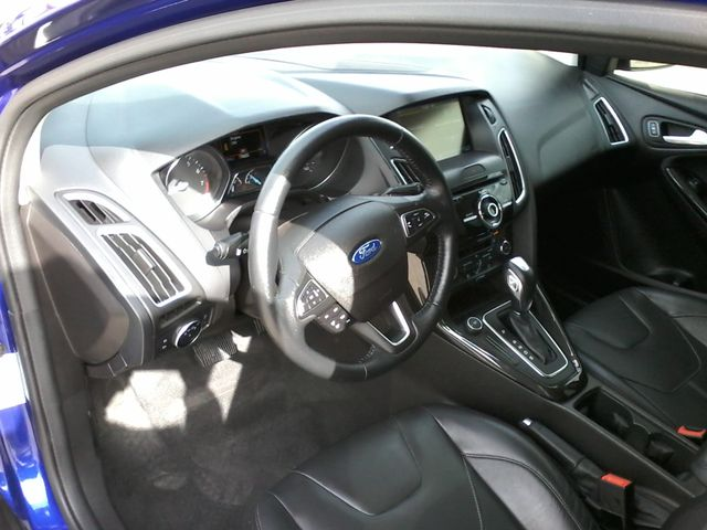 2015 Ford Focus Titanium Boerne, Texas 15
