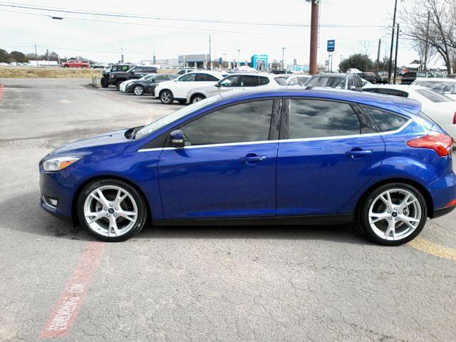2015 Ford Focus Titanium Boerne, Texas 4