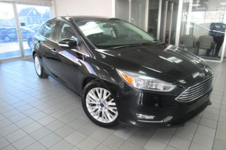 2015 Ford Focus Titanium W/ NAVIGATION SYSTEM/ BACK UP CAM Chicago, Illinois