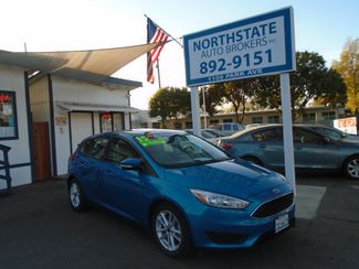 2015 Ford Focus SE Chico, CA 0