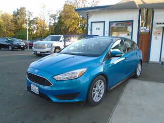 2015 Ford Focus SE Chico, CA 1