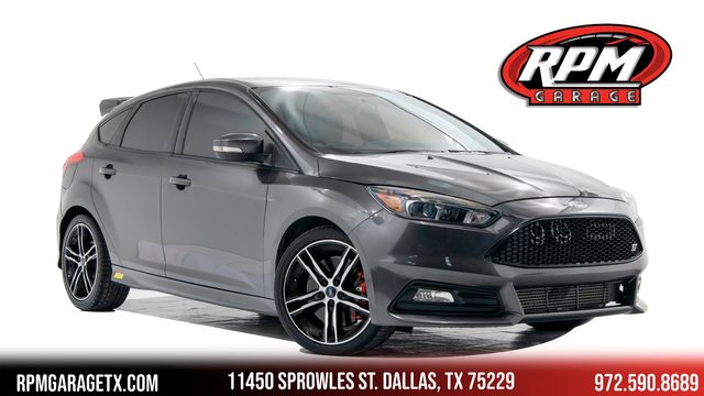 2015 Ford Focus ST with Many Upgrades