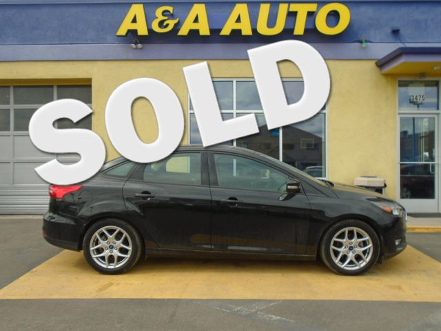 2015 Ford Focus SE in Englewood, CO 80110