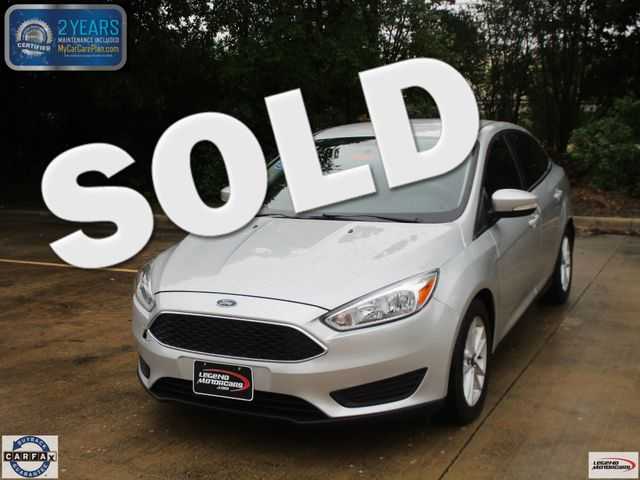 2015 Ford Focus SE in Garland