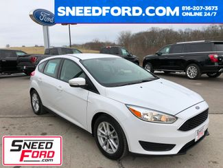 2015 Ford Focus SE Hatchback in Gower Missouri, 64454