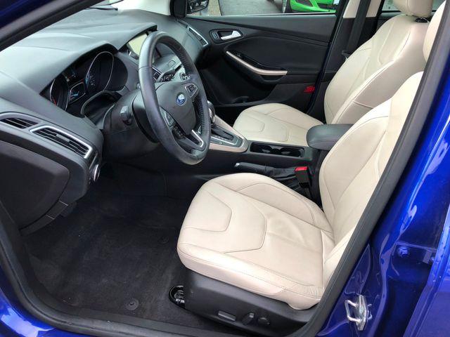 2015 Ford Focus Titanium Sedan in Gower Missouri, 64454