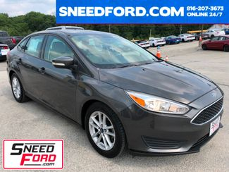 2015 Ford Focus SE Sedan in Gower Missouri, 64454
