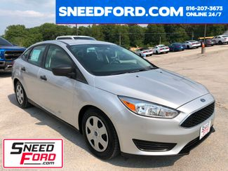 2015 Ford Focus S Sedan in Gower Missouri, 64454
