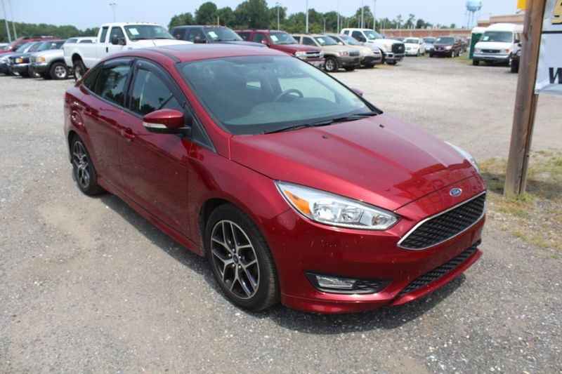 2015 Ford Focus SE  city MD  South County Public Auto Auction  in Harwood, MD
