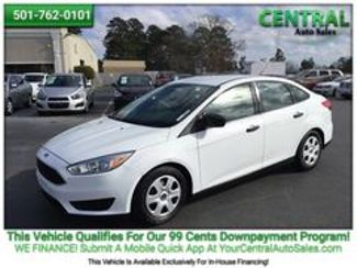 2015 Ford Focus S | Hot Springs, AR | Central Auto Sales in Hot Springs AR