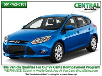 2015 Ford Focus S   Hot Springs, AR   Central Auto Sales in Hot Springs AR