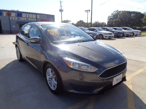 2015 Ford Focus SE in Houston