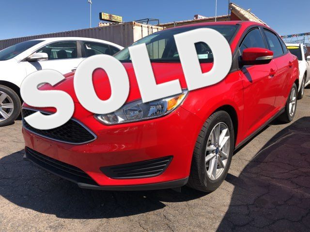 2015 Ford Focus SE CAR PROS AUTO CENTER (702) 405-9905 Las Vegas, Nevada