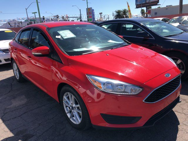 2015 Ford Focus SE CAR PROS AUTO CENTER (702) 405-9905 Las Vegas, Nevada 1