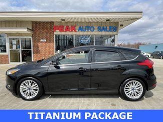 2015 Ford Focus Titanium in Medina, OHIO 44256