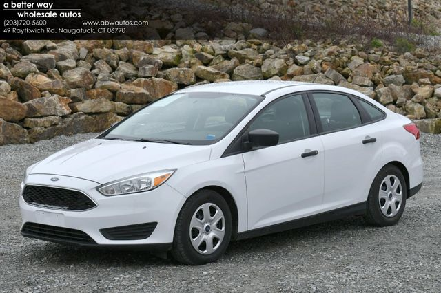 2015 Ford Focus S Naugatuck, Connecticut