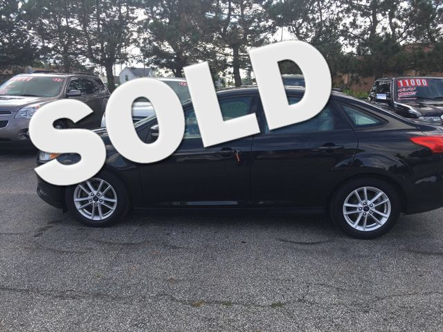 2015 Ford Focus SE Ontario, OH