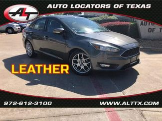 2015 Ford Focus SE with LEATHER in Plano, TX 75093