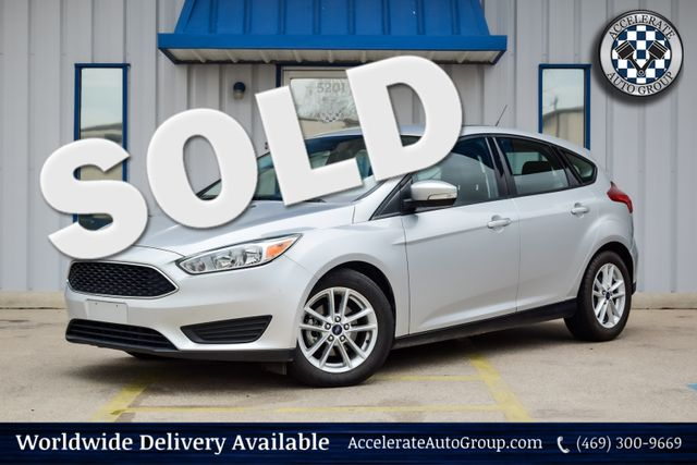 2015 Ford Focus SE in Rowlett