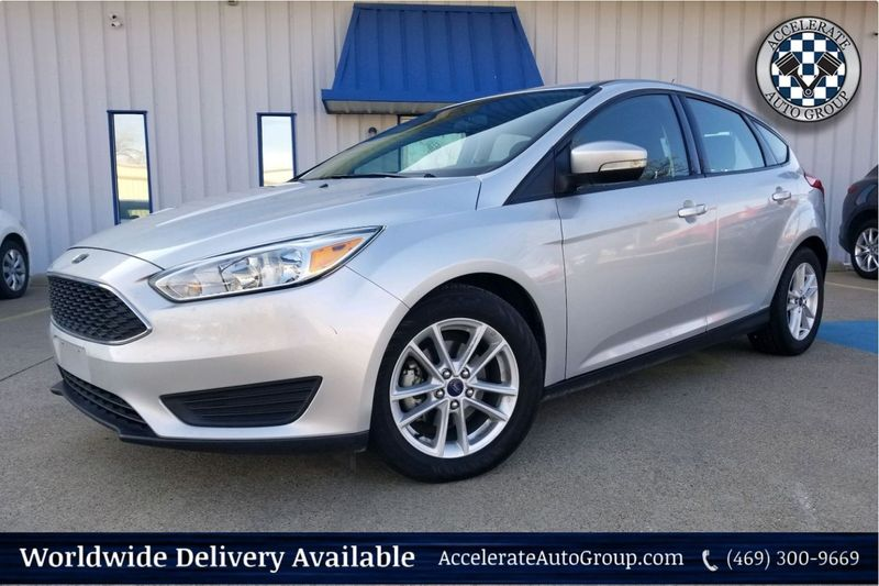2015 Ford Focus SE in Rowlett Texas