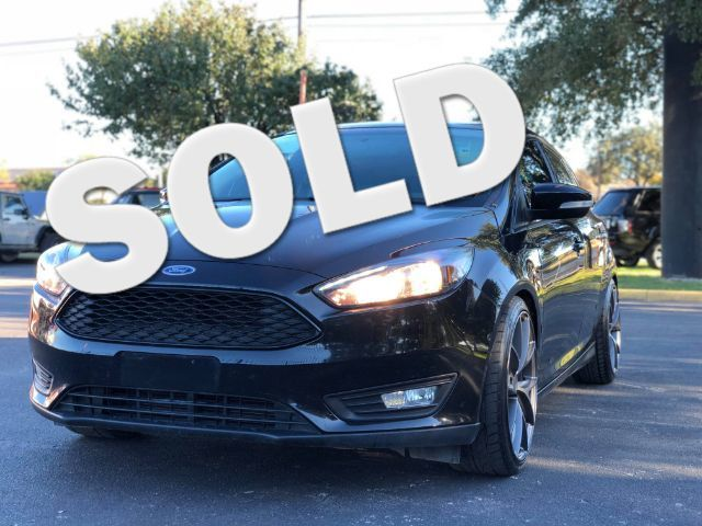2015 Ford Focus SE in San Antonio TX, 78233