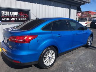 2015 Ford Focus SE  city TX  Clear Choice Automotive  in San Antonio, TX