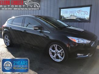 2015 Ford Focus Titanium in San Antonio, TX 78212