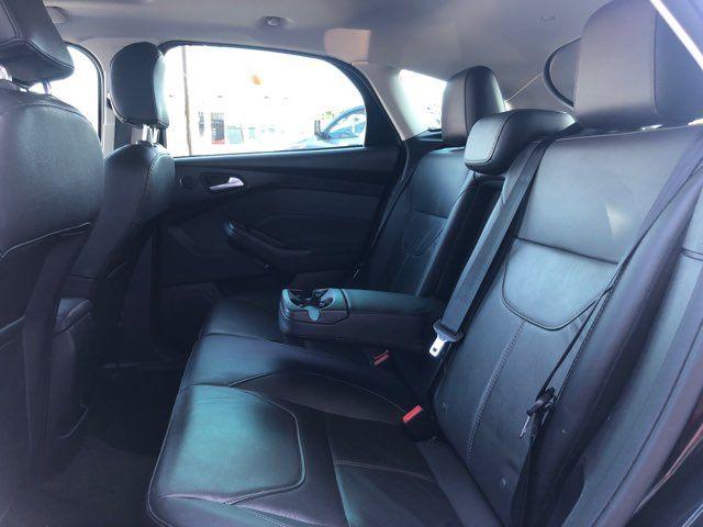 2015 Ford Focus Titanium in San Antonio, TX 78212