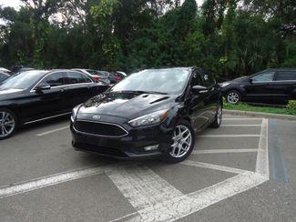 2015 Ford Focus SE HATCHBACK. LEATHER SEFFNER, Florida