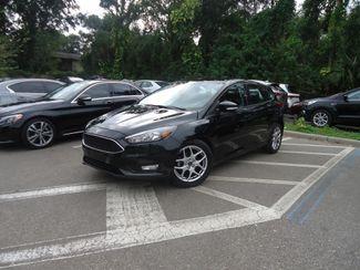 2015 Ford Focus SE HATCHBACK. LEATHER SEFFNER, Florida 5
