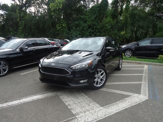 2015 Ford Focus SE HATCHBACK. LEATHER SEFFNER, Florida 6
