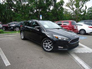 2015 Ford Focus SE HATCHBACK. LEATHER SEFFNER, Florida 7