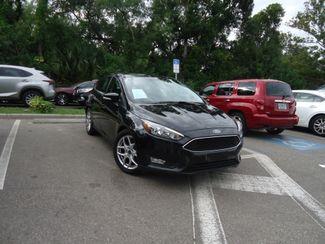 2015 Ford Focus SE HATCHBACK. LEATHER SEFFNER, Florida 8