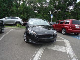 2015 Ford Focus SE HATCHBACK. LEATHER SEFFNER, Florida 9