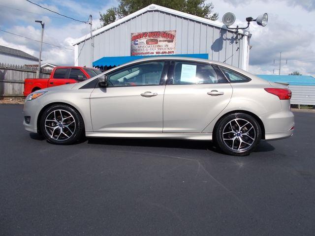 2015 Ford Focus SE Shelbyville, TN 1