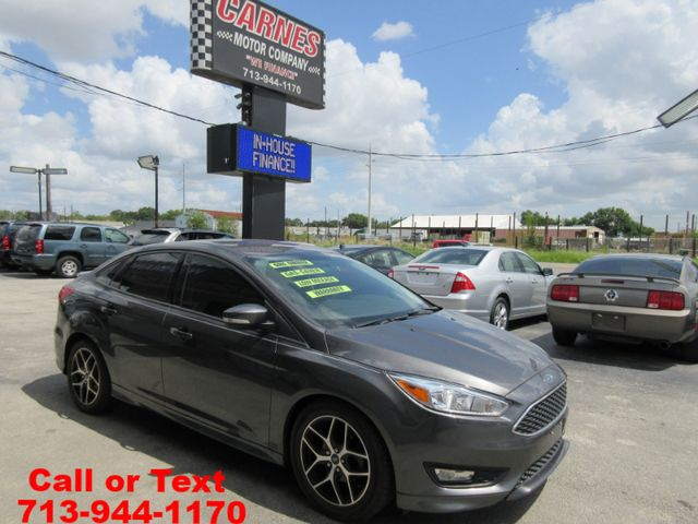 2015 Ford Focus, PRICE SHOWN IS THE DOWN PAYMENT south houston, TX 0