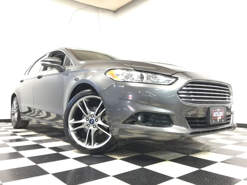 2015 Ford Fusion *Affordable Financing*   The Auto Cave in Addison