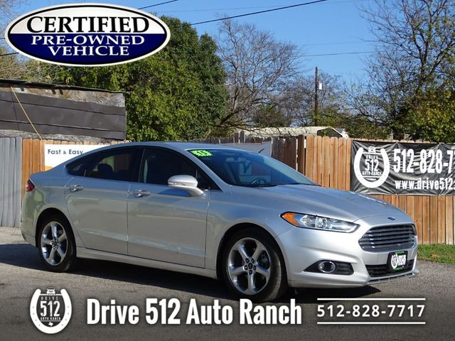 2015 Ford Fusion SE in Austin, TX 78745