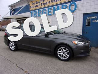 2015 Ford Fusion SE in Bentleyville, Pennsylvania 15314