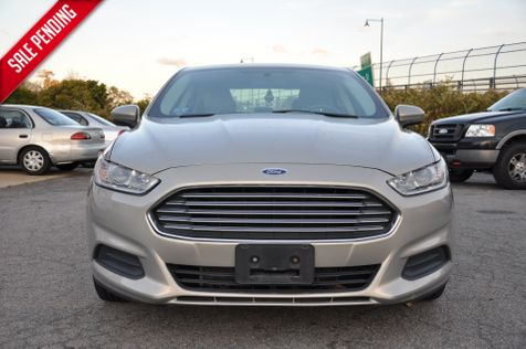2015 Ford Fusion S in Braintree