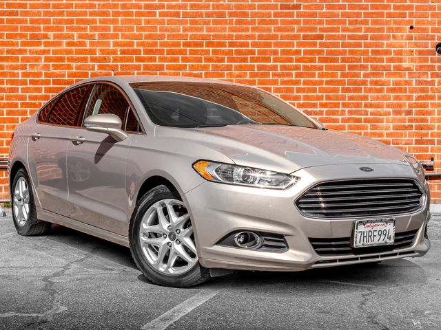 2015 Ford Fusion SE Burbank, CA 1