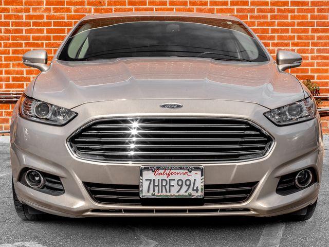 2015 Ford Fusion SE Burbank, CA 2