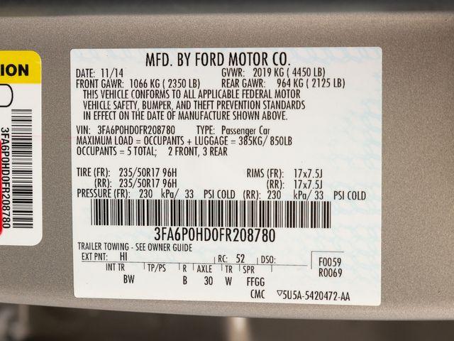 2015 Ford Fusion SE Burbank, CA 34